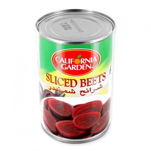 California Garden Sliced Beets Roots 425 g