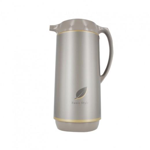Zojirushi Air Pot Flask 3 ltr Herb Brown