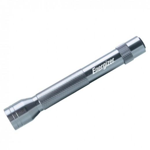 Energizer LED Metal Pocket Flash Light