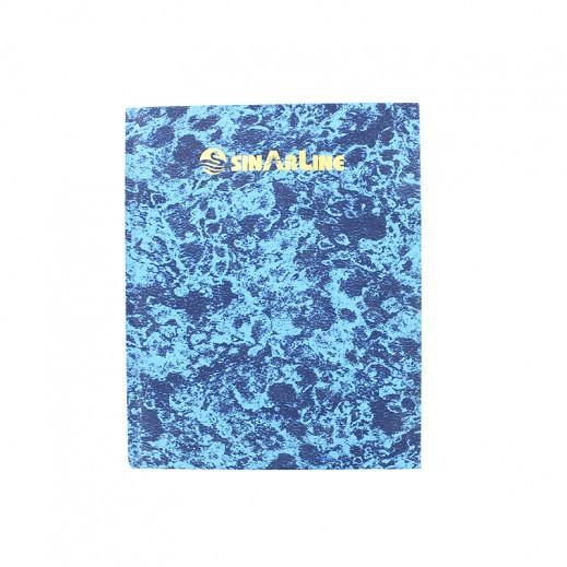 "Sinarline Register Book 2QR 10"" x 8"""