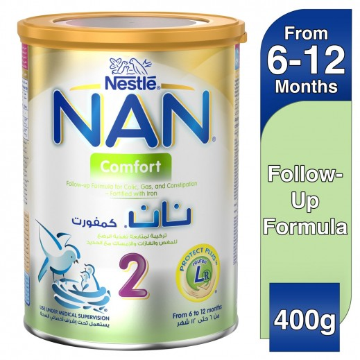 Nan Comfort Stage 2 (6 - 12 Months) 400 g