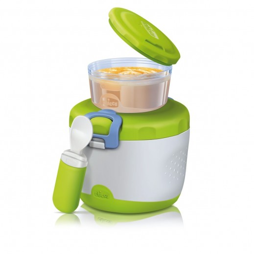 Chicco Easy Meal Thermal Baby Food Containers System 6+ Months