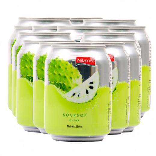 Nilamels Soursop Drink 24 x 250 ml