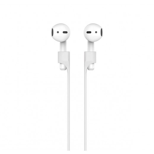 AHAStyle Strap for Apple Airpods - White