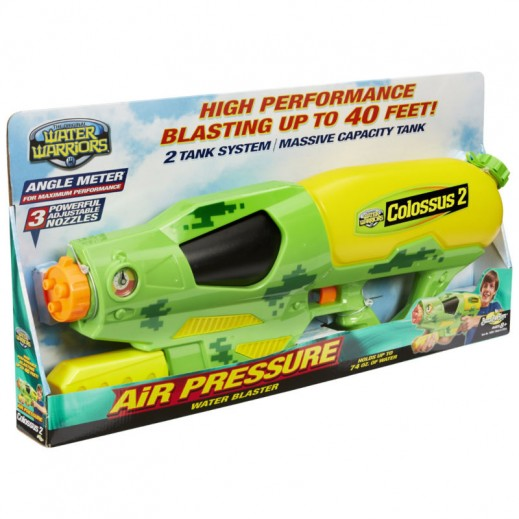 BuzzBee Water Warriors Colossus 2 Water Blaster Gun