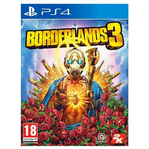 Borderlands 3 for PS4 – PAL