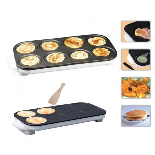Sumo Multi-functional 8 Pancakes & Omelets Maker 1100W