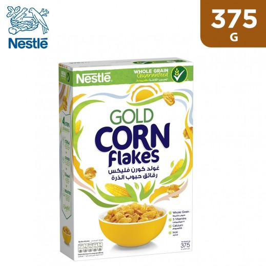 Nestle Gold Corn Flakes 375 g
