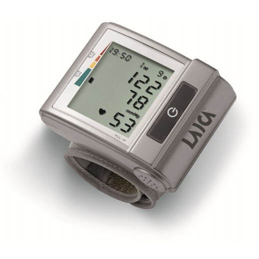 Laica Automatic Wrist Blood Pressure Monitor BM1001