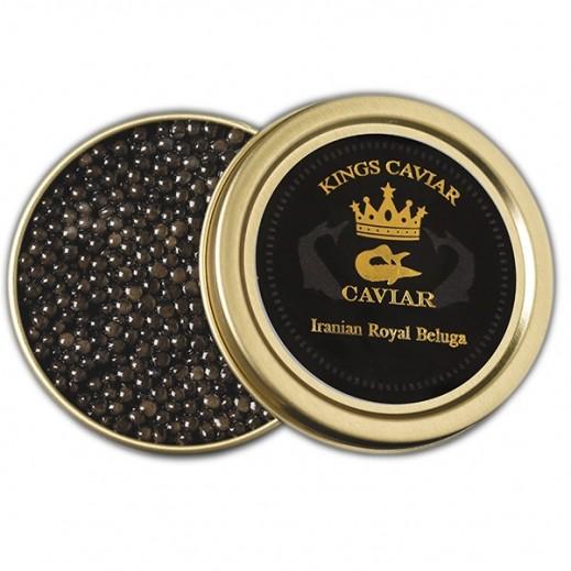 Royal Iranian Beluga Caviar Jar 50 g