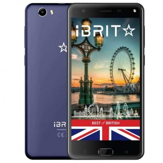 "iBRIT i5 5.5"" 4G Smartphone - Blue"
