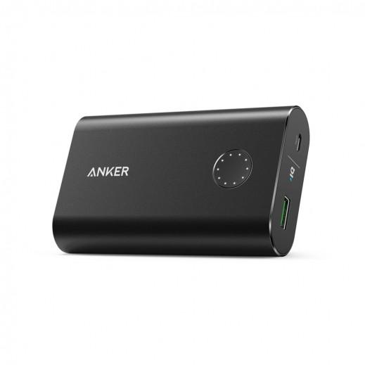 Anker PowerCore+ 10050 mAh QC3.0 Power Bank - Black