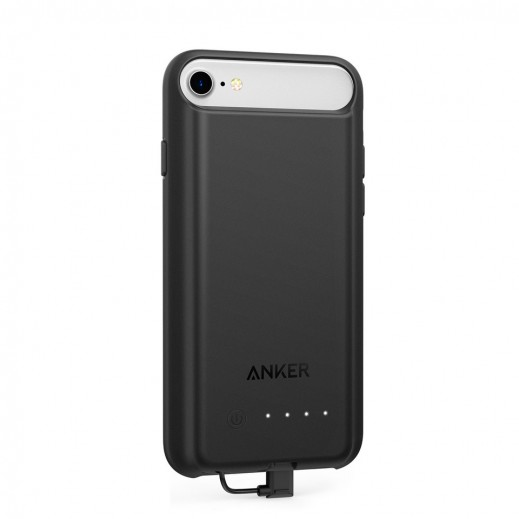 Anker PowerCore Battery Case 2200 mAh for iPhone 7 / 8 - Black