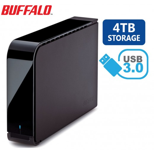Buffalo DriveStation HD-LBU3 External USB 3.0 Hard Drive Windows 8 X64