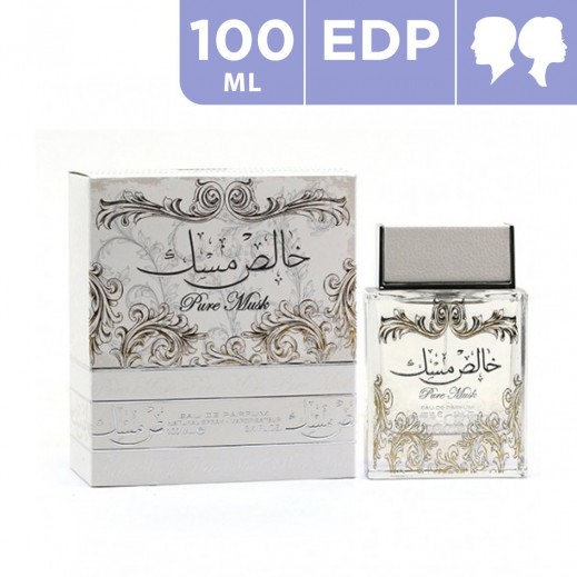 Lattafa Pure Musk For Unisex EDP 100 ml