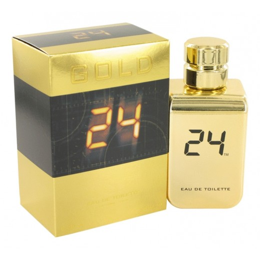 Gold 24 For Unisex EDT 100 ml