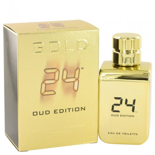 Gold 24 Oud Edition For Unisex EDT 100 ml