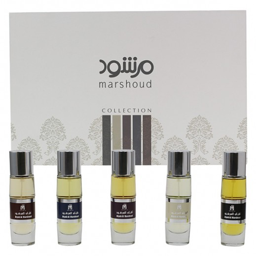 Atyab Al Marshoud Collections No.1 2 3 4 & 5 EDP 5 x 30 ml Unisex