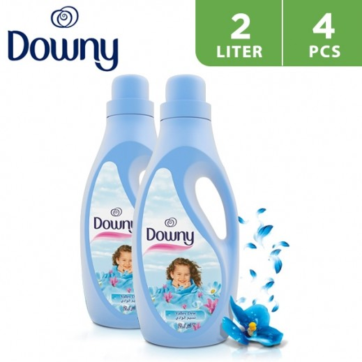 Value Pack - Downy Blue Valley Dew 2 ltr (4 Pieces)