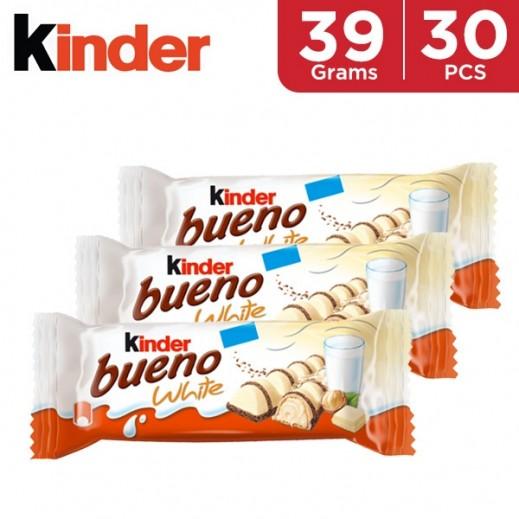 Kinder Bueno White 30 X 39 g