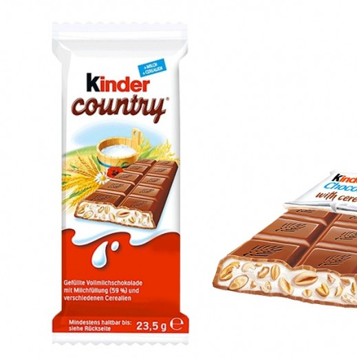 Kinder Chocolate with Cereals 23.5 g
