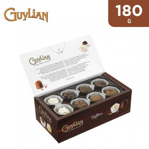 Guylian La Trufflina Gift Wrapped Ballotin Chocolate 180 g
