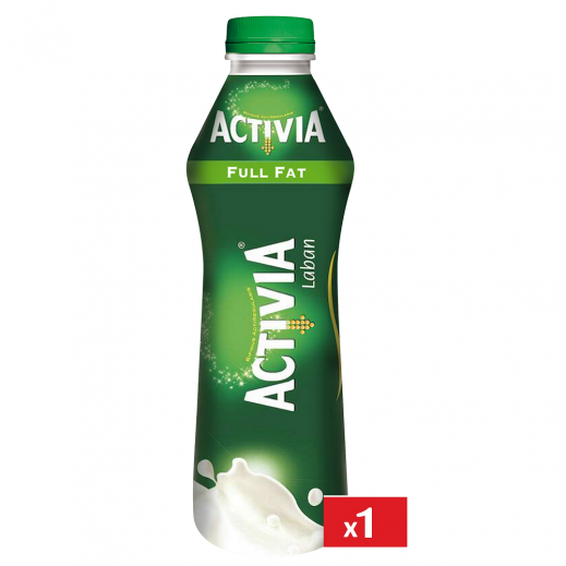 Activia Full Fat Laban 850 Ml