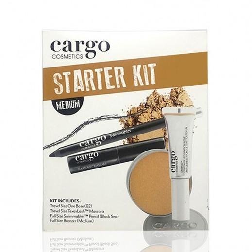 Cargo Makeup Starter Kit Medium - delivered by Beidoun