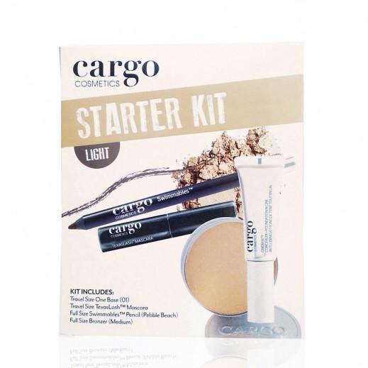 Cargo Makeup Starter Kit Light - delivered by Beidoun