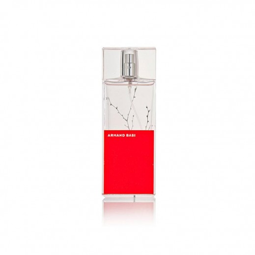 Armand Basi In Red For Her EDT 50 ml - delivered by Beidoun