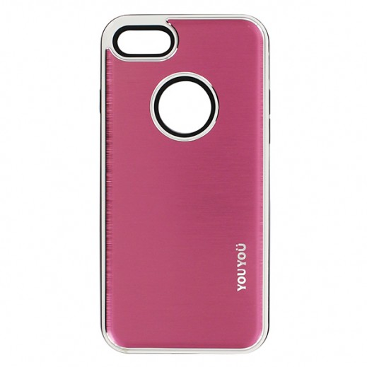 YouYou Back cover Case For iPhone 7 Pink