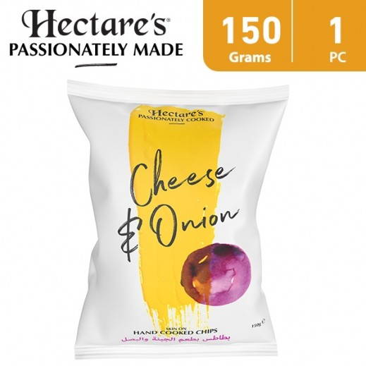 Hectare's Potato Chips Cheese & Onion 150 g