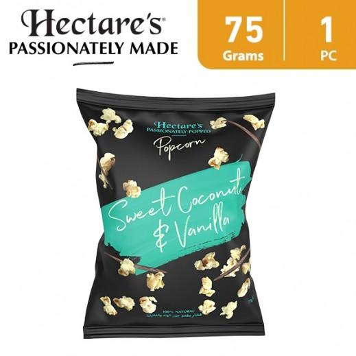 Hectare's Popcorn Sweet Coconut & Vanilla 75 g