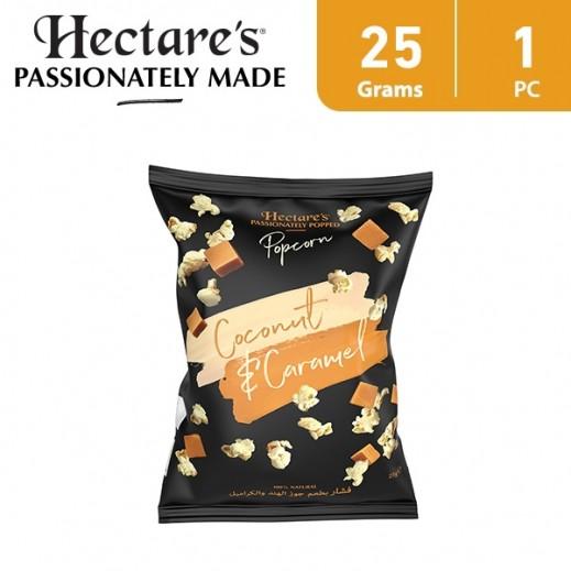 Hectare's Popcorn Sweet Coconut & Caramel 25 g