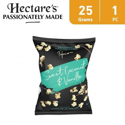 Hectare's Popcorn Sweet Coconut & Vanilla 25 g