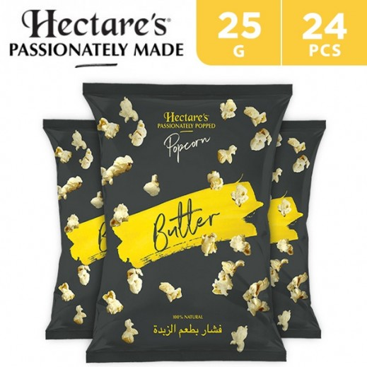 Hectare's Popcorn Butter 24 x 25 g