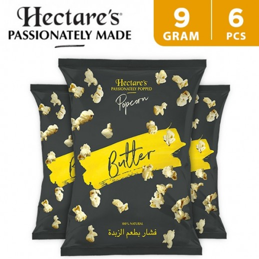 Hectare's Popcorn Butter 6 x 9 g