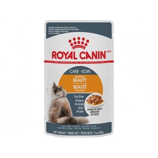 Royal Canin Wet Food Intense Beauty Cat Food 85 g