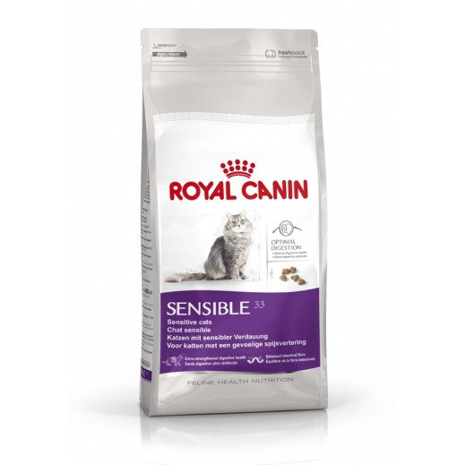 Royal Canin Feline Health Nutrition Sensible Cat Food 2 kg