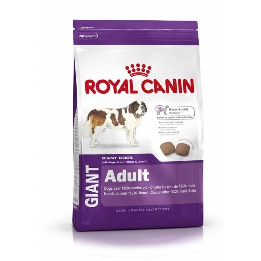 Royal Canin Size Health Nutrition Giant Adult Dog Food 15 kg