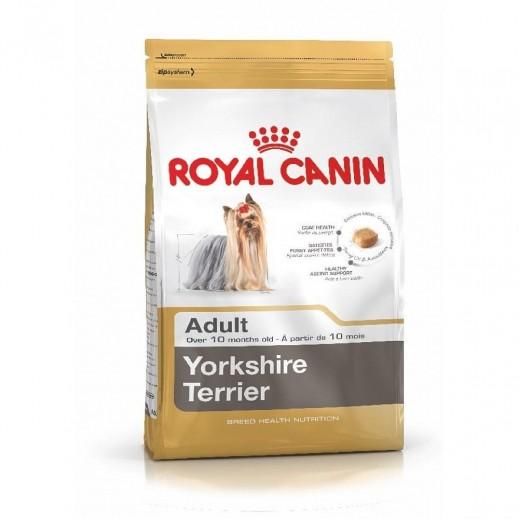 Royal Canin Breed Health Nutrition Yorkshire Adult Dog Food 1.5 kg