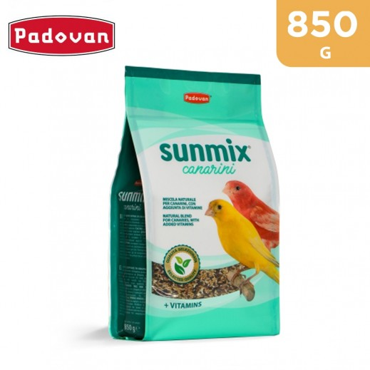 Padovan Sunmix Canarini 850 g