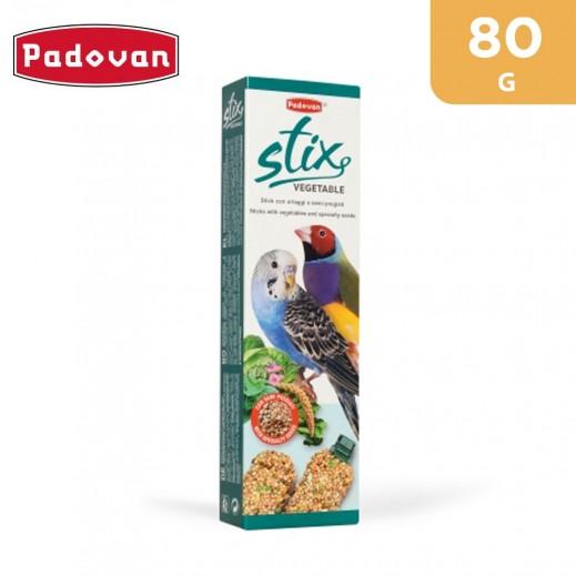 Padovan Stix Vegetable Cocorite 80 g