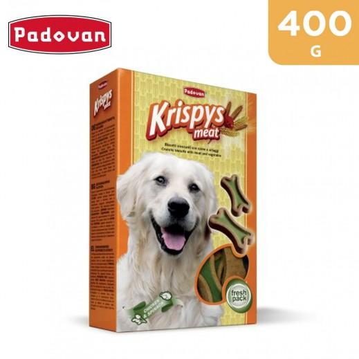 Padovan Krispys Meat 400 g