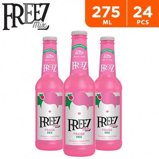 Wholesale - Freez Strawberry Juice 24 x 275 ml