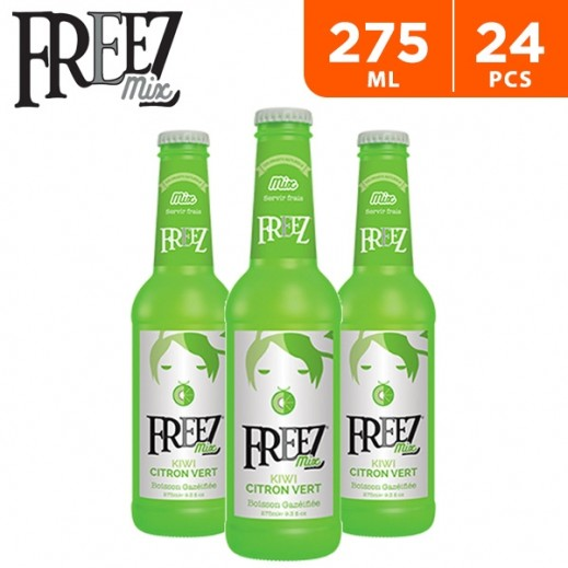 Wholesale - Freez Kiwi Juice 24 x 275 ml
