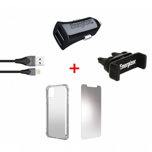 Energizer All-In-One Bundle For iPhone 11