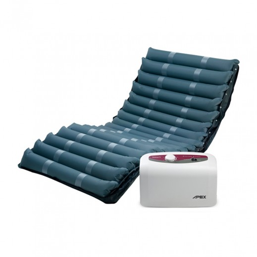 Apex Air Mattress With Pump Tubular, Domus 3 - delivered by Al Essa Company