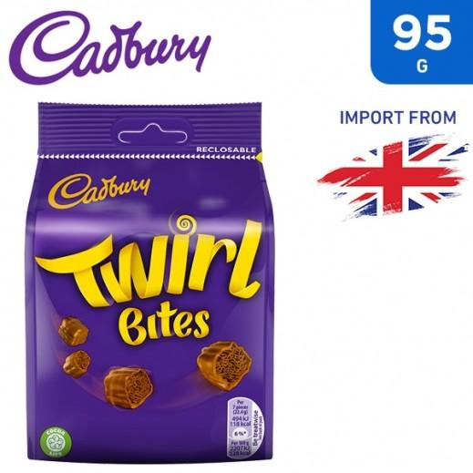 Cadbury Twirl Bites Milk Chocolate 95 g