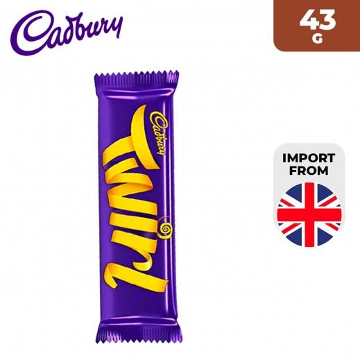 Cadbury Twirl Milk Chocolate 2 Fingers 43 g